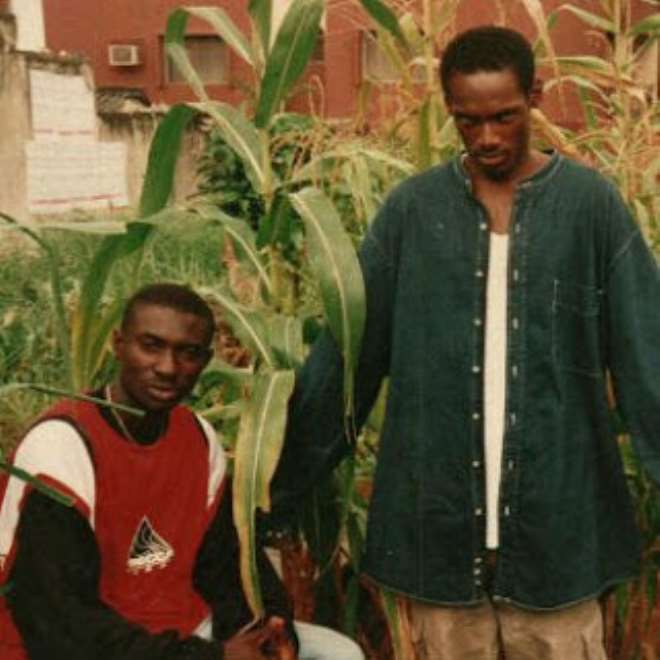 Blackface and 2face back in the day