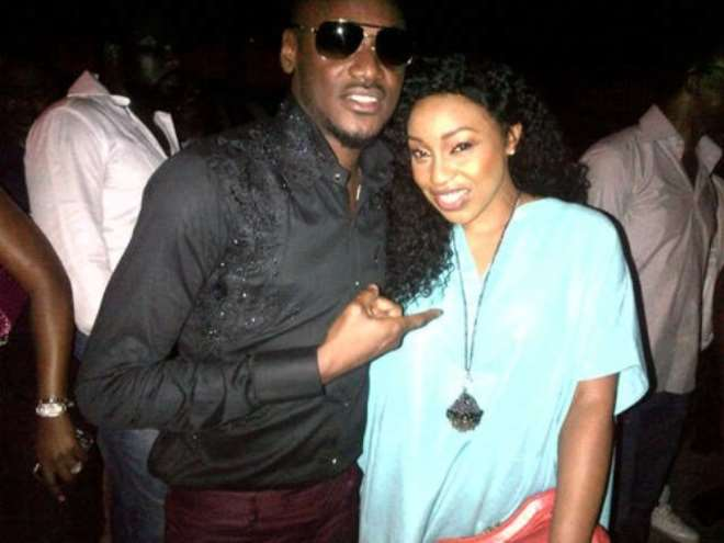 Image result for Tuface and Rita Dominic