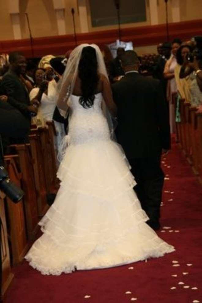PHOTOS FROM STAR ACTRESS INI EDO WHITE WEDDING IN HOUSTONTXUSA