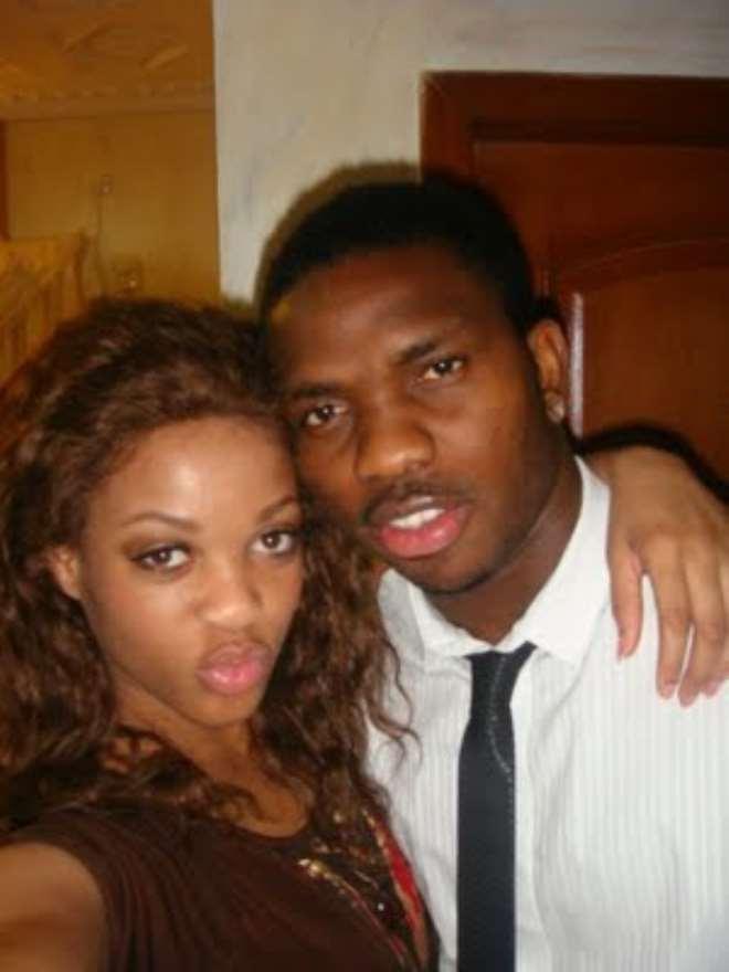 Joseph yobo and adaeze igwe wedding bands