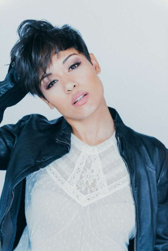 Hairstyle Of The Week Short Hair Styles Inspired By Grace Gealey