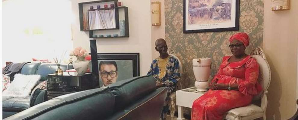 Singer, Frank Edwards Explains Why He Does Not Allow People Seat On Two Special Chairs In His Home