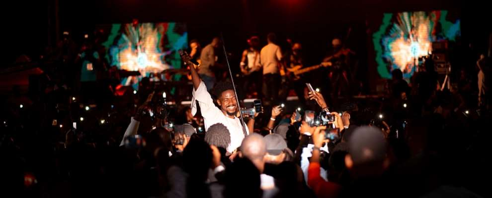 Johnny Drille Thrills At 2nd Edition Of Johnny's Room Live Lagos