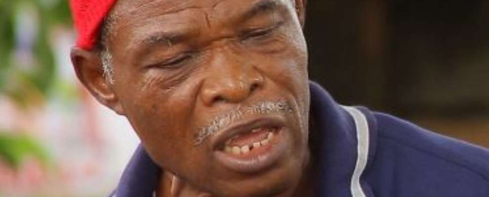 Nollywood Actor, Ifeanyi Gbulie Dies Of Stroke In Enugu