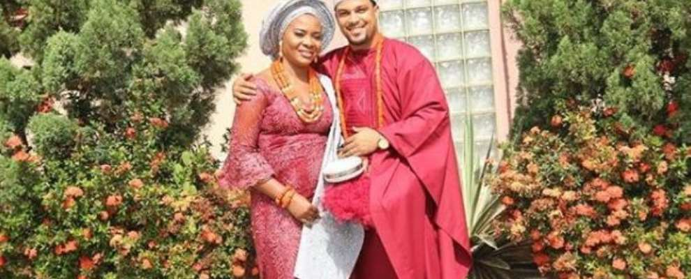 Actor, Khing Bassey Weds Lover Of Many Years