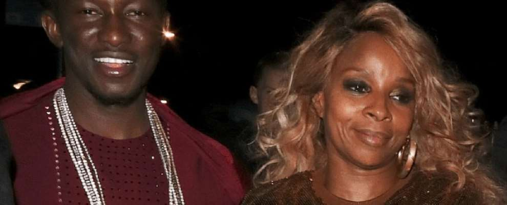 Nana Kwame Bediako Steps Out With Mary J Blige At Bafta 2019