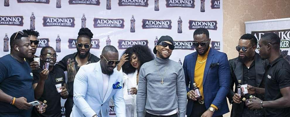 Adonko Bitters Unveils Jim Iyke, Uti Nwachukwu, Victor Ad, Ini Edo Others As Brand Ambassadors