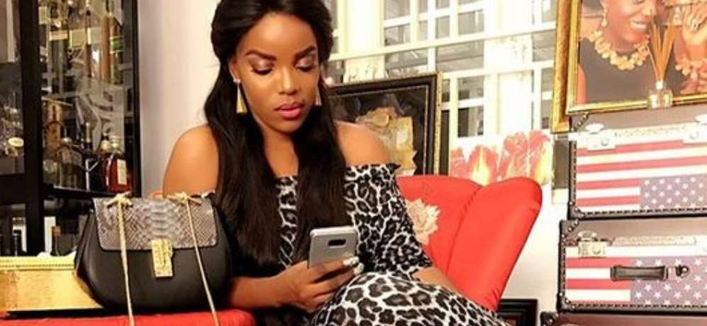 I Hide my Personality from the Public…Empress Njamah