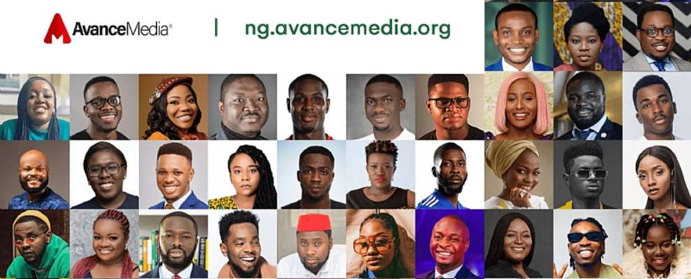 2020 100 Most Influential Young Nigerians Announced By Avance Media