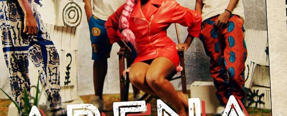 Dj Cuppy Releases Abena Ft. Kwesi Arthur, Shaydee & Ceeza Milli