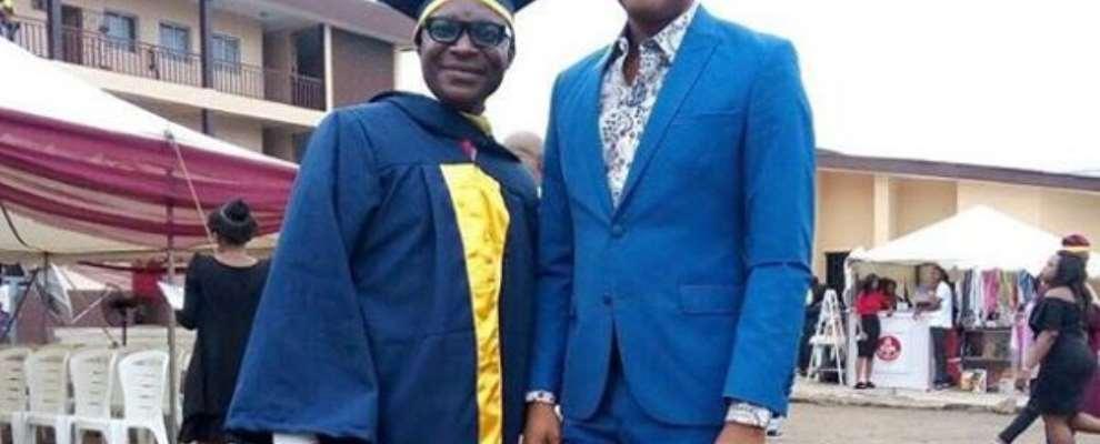 Nollywood Filmmaker, Perekeme Odon Graduates As Broadcast Journalist From Nij