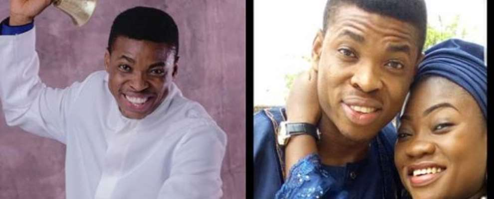 Comic Actor, Woli Agba Welcomes Baby Boy With Wife