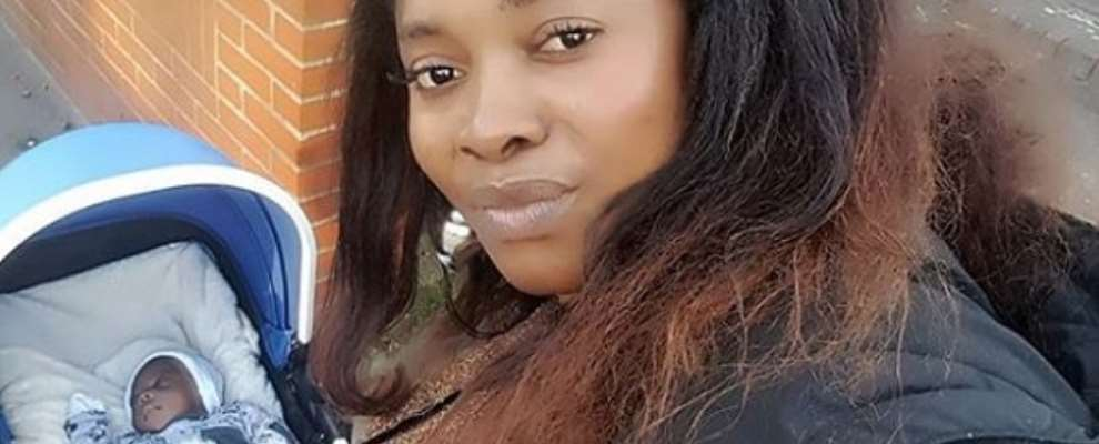 Actress, Linda Adedeji Steps Out Few Weeks After Child Delivery