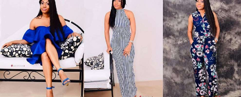 Pretty Diva Ada Oge Eke Celebrates Birthday With Stunning Photos