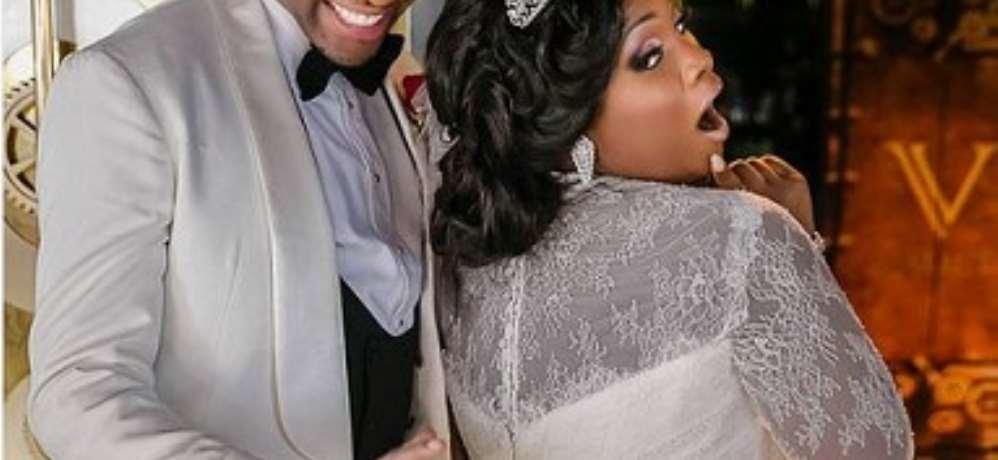 OAP, Toolz, Hubby Celebrate Wedding Anniversary