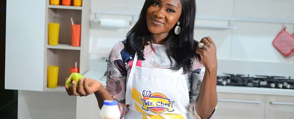 Mercy Johnson To Launch New 'kitchen Talk Show'