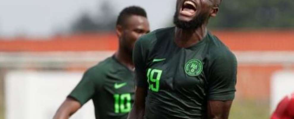 I Don't Discuss With People Without Sense…super Eagles Player, John Ogu