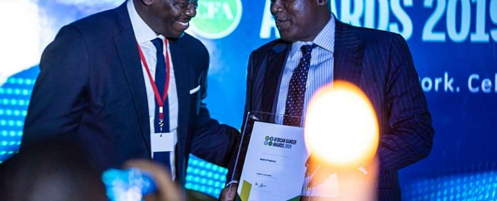Yemi Osinbajo's Geep Programme Awarded In Malabo, Equatorial Guinea For Financial Inclusion