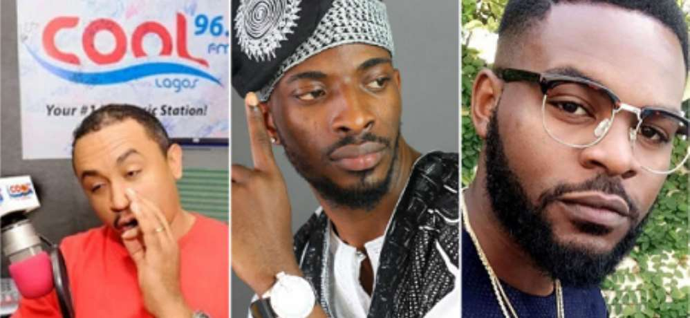 Singer, Falz is Right, 9Ice is Promoting Fraud with Music…OAP, Daddy Freeze