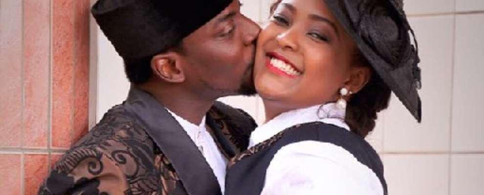 Actor, John Njamah Celebrates 1year Wedding Anniversary With Wife