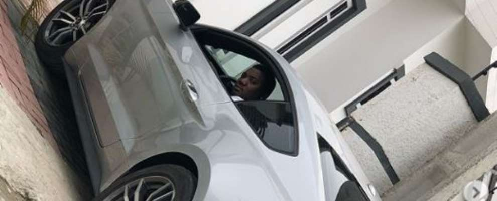 Singer, Cdq Gifts Self Ford Mustang Ahead Of Sallah