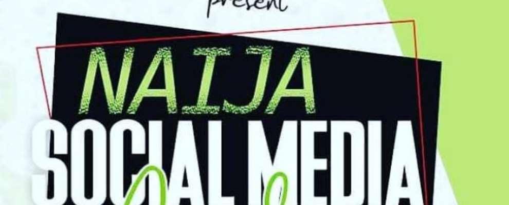 Naija Social Media Awards Sets To Reward Online Content Providers