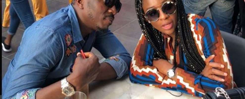 Comedian, Bovi Celebrates Wife As She Turns A Year Older