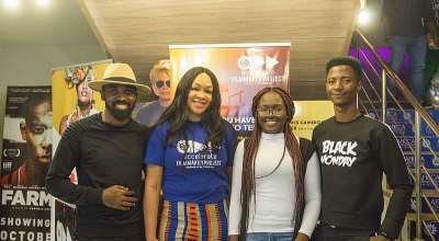 Accelerate TV premieres the Mindset Series – top 5 films of 2019 Accelerate Filmmaker Project at the African International Film Festival