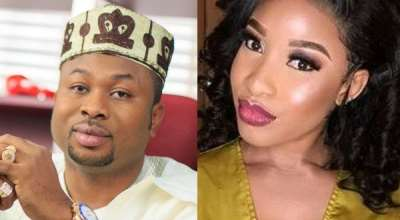 Churchill Petitions IGP Against Tonto Dikeh