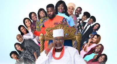CHIEF DADDY MOVIE REVIEW: Everyone in the movie seemed to have cometo the table with their F-Games - Anoke Adaeze