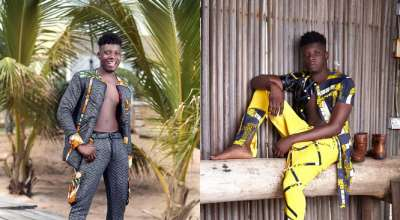 Starzzii rocks Skentele by Etti and RogueNG for new photos, drops new music