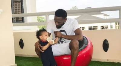 Singer, D'Banj Confirms loss of Son in Lagos Swimming Pool