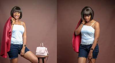 Discover Anthony Enahoro Mary As She Shares Stunning Photos