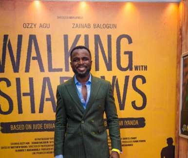 olumide makanjuola coproducer of walking with shadows