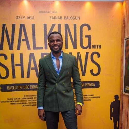 olumide makanjuola coproducer of walking with shadows