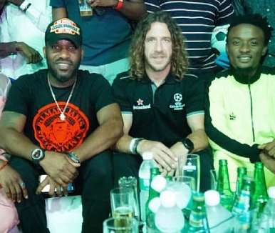 folu okocha puyol ehiz and uti