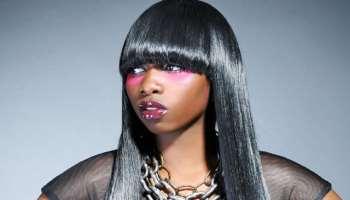 Daily Beauty Look: Ashanti Performs In Dark Smokey Makeup