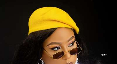 Check out Face of Candycity Culture Joy Oghenetega new photos