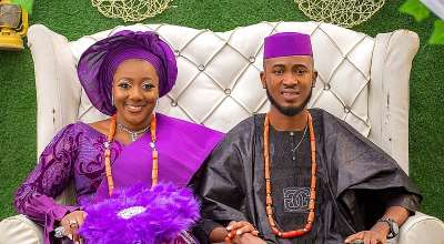 Abuja Fashion Designer Lawal Emmanuel Weds Kolo Mary In DelightfulMarriage Ceremony (Photos)