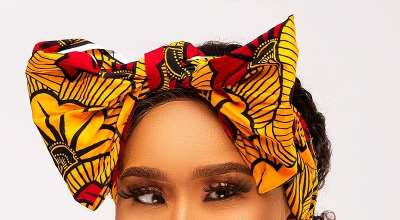 Faith Ajayi The Melanin Queen Nigeria Stuns In African Print Photos