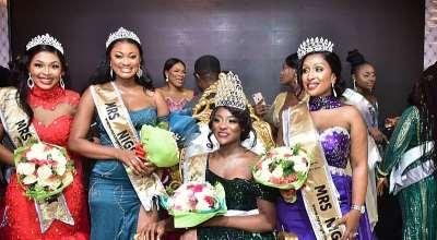 Queen Evelyn Chukwujekwu Crowned Mrs Nigeria United Nations 2021