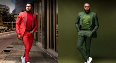 Alancruzer presents Spring Summer 2021 Luxury Suits Collection