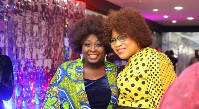 """Tana Adelana, Susan Peters, Kunle Remi, Grace the premiere of New Movie, """"Rant Queens"""""""