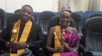 UNIZIK's Gabriella Chudi-Ajabor wins Miss Teen Beauty Pageant